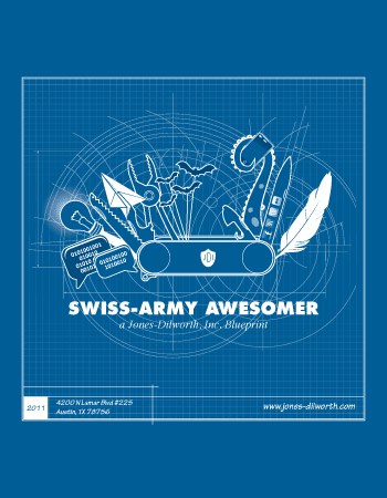 Swiss Army Awesomer